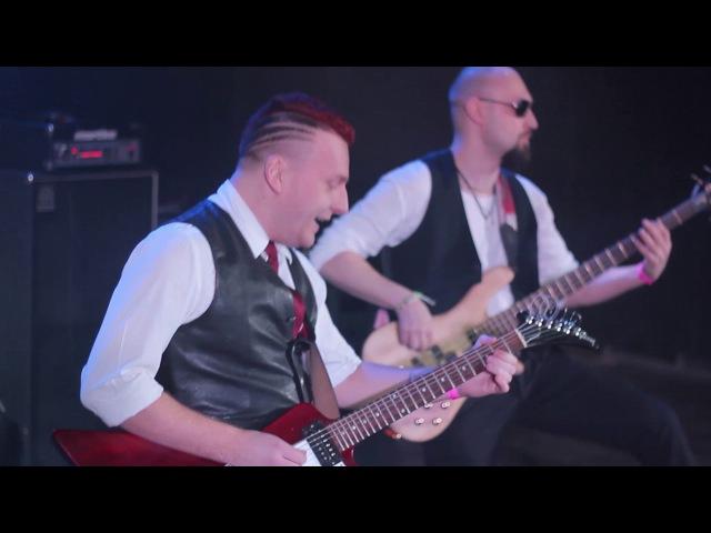 SkippingRope - My World. Live.10.02.2017. 1/4 Emergenza fest