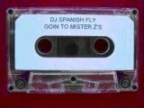 Dj Spanish Fly-Smoking Onion