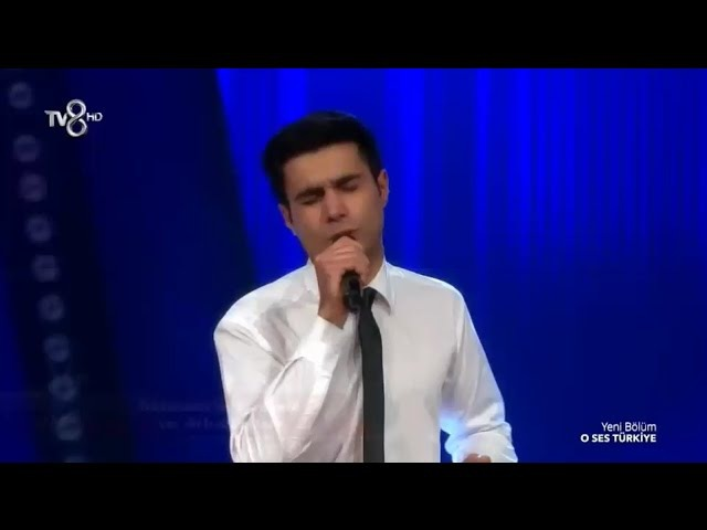 Behnam 'Emmoğlu' - O Ses Türkiye 15.12.2016