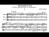 Gustav Holst - Terzetto (1925)