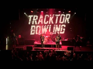 TRACKTOR BOWLING - О тебе, LIVE DRUM CAM, 12.02.16 Moscow RED club