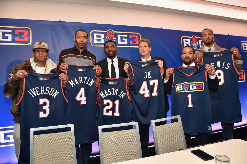 Ice Cube создаст  баскетбольную лигу для игроков НБА
