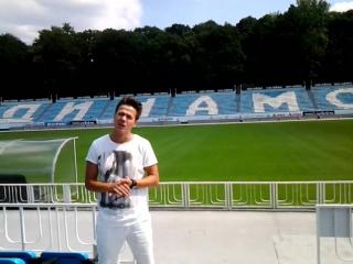 Влад Ульянич о написании песни про киевское