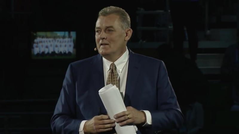 Выступление Др. Д. Хилла на конвенции в Юте -качество масел DoTERRA
