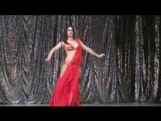 Superb Hot Arabic Belly Dance Anna Lonkina, 7181