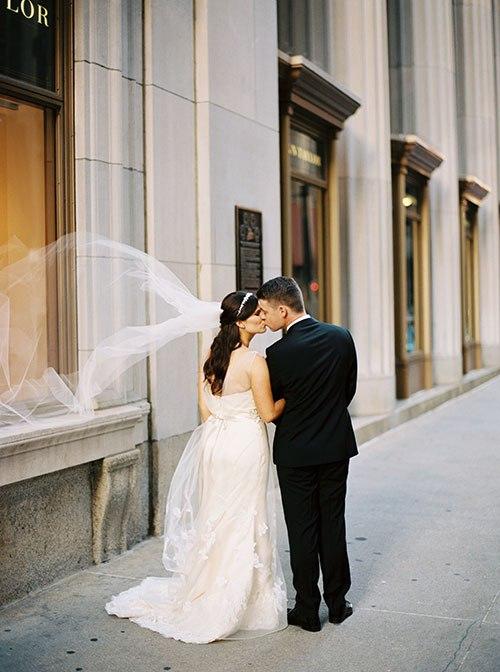 Свадьба Альберта и Жаклин