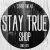 STAY TRUE SHOP • Магазин одежды