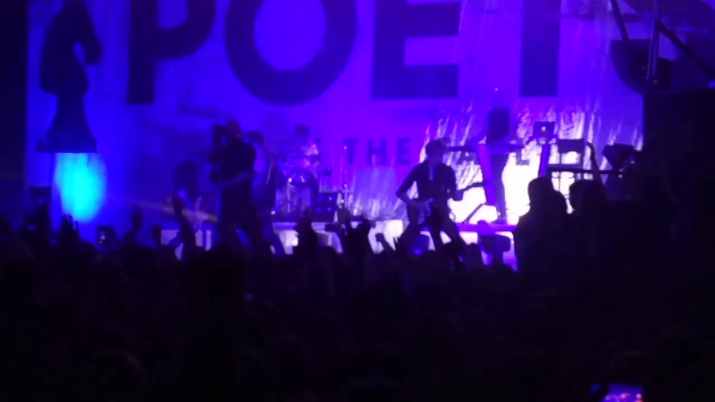 Poets of the Fall - Locking Up The Sun (live Saint-Petersburg)