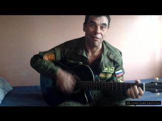 Калина - В нашем батальоне... (душевное исполнение песни механиком-водителем 36 ОМСБр)