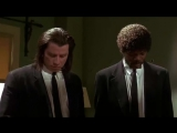 PULP FICTION (deleted scenes)