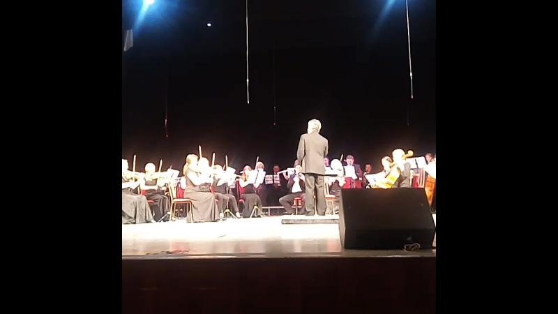 Концерт ГЭСО с участием дирижера из Японии Дзен Обара