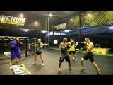 Школа бокса Good Old Boxing - Тренировка от 17.01.17