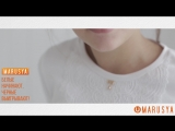 Белый джемпер с кружевом брюки с лампасами жакет с замшевой баской Белые начинают (online-video-cutter.com)