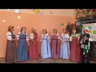 Фольклорно-театральный коллектив «Сударушка» - р.н.п. «Ой вы гостьюшки , дорогие»