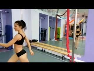 Exotic pole dance Оля_1