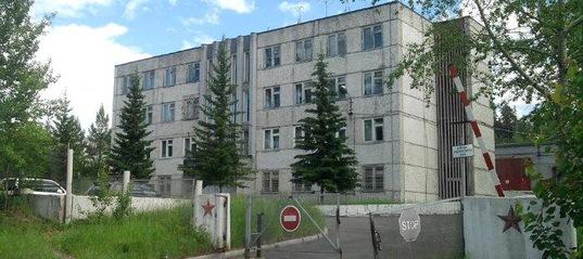 Усть-Илимский военкомат