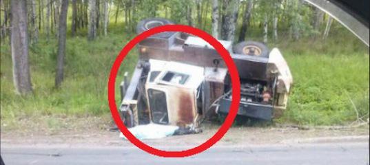В Усть-Илимске в ДТП погиб водитель трактора