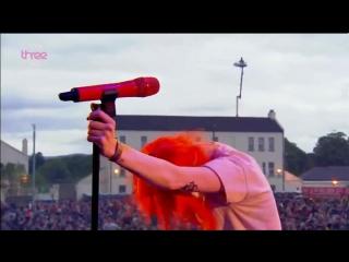 Paramore - Let the Flames Begin (Radio 1's Big Weekend)