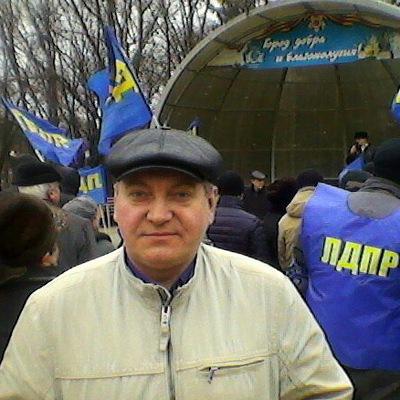Николай Пожарский
