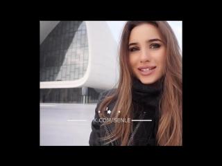 Русская туристка об Азербайджане