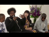 BILLBOARD Magazine Prince Reflection - Spike Lee, Questlove, Kimbra, Anthony Hamilton, Panel 2016