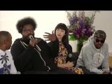 BILLBOARD Magazine Prince Reflection - Spike Lee, Questlove, Kimbra, Anthony Hamilton, Panel 2016