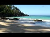 Красивое релакс видео и музыка со звуками природы.