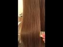 Лето🌞-пора Преображения 💁 Клиент:Катюша-Красавица💥👸 ❌ДО и ✅ПОСЛЕ Услуга:Полировка волос Обработка волосиков Флюидом Подравнивани