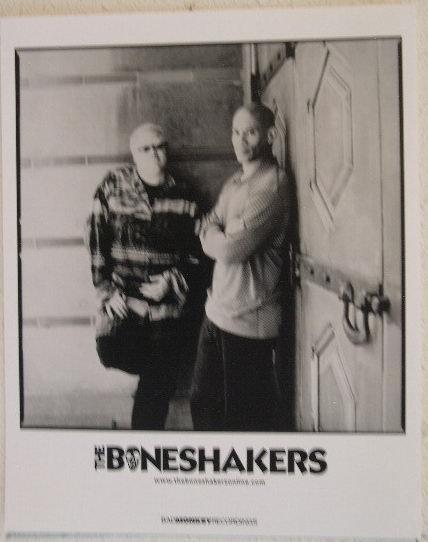 The Boneshakers