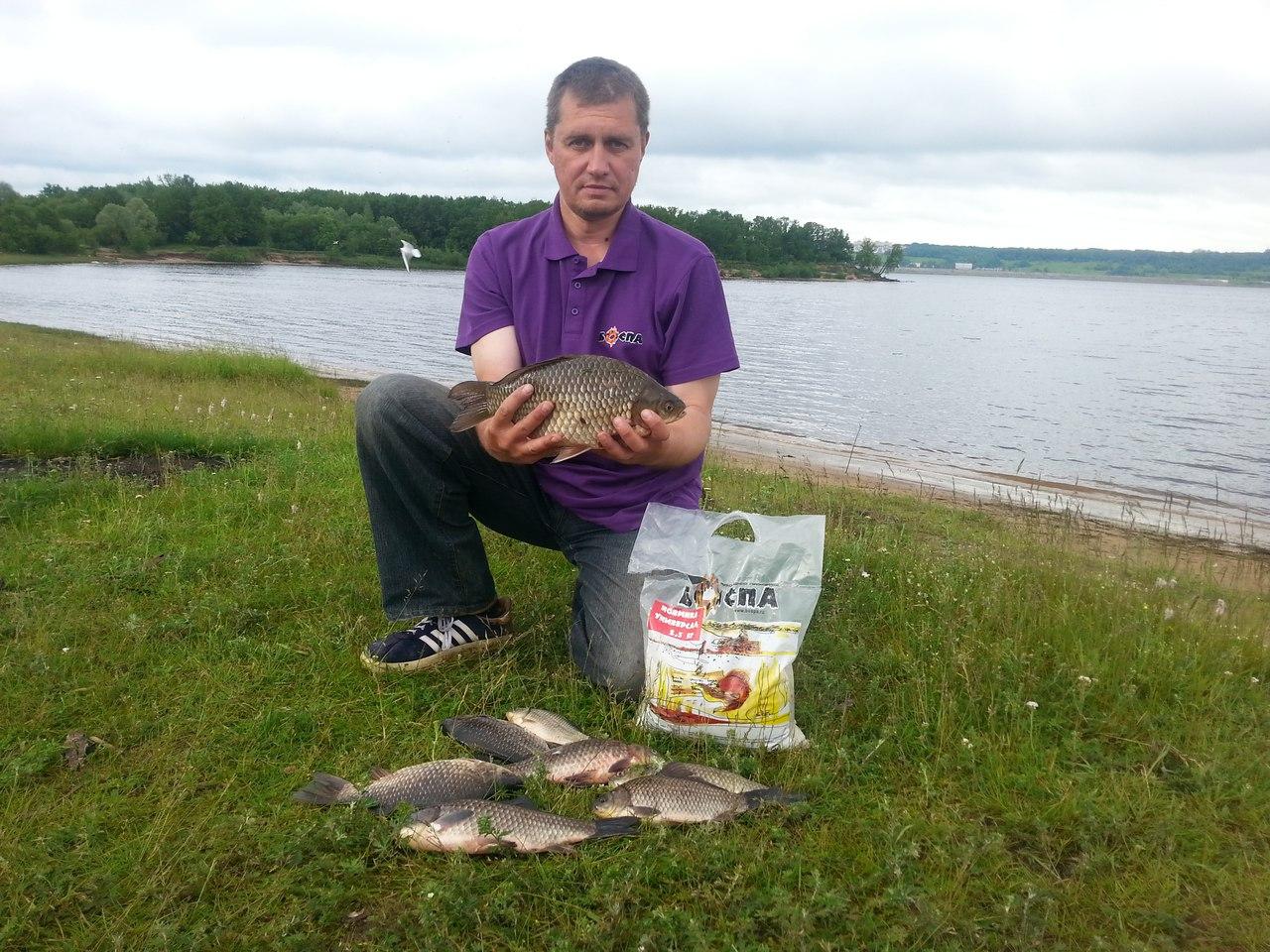 Рыбалка на волге новочебоксарск
