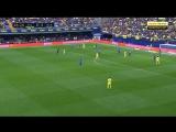 Чемпионат Испании 2016-17. 13 тур. Вильярреал – Алавес 2-й тайм