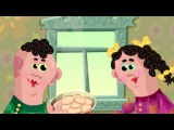 Ума-ма потешки для детей (Ладушки) Короткометражные мультфильмы