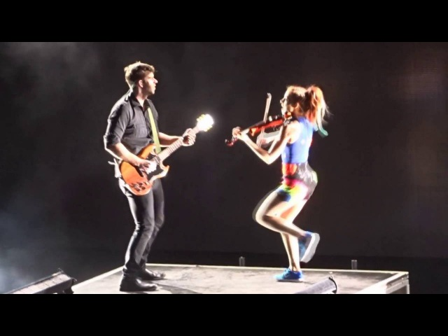 Lindsey Stirling - Roundtable Rival/Don't Let This Feeling Fade - 10/05/2016