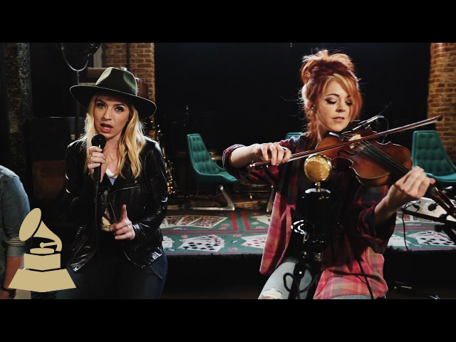 Lindsey Stirling Hold My Heart feat. ZZ Ward (Live Acoustic Version) | The Recording Academy