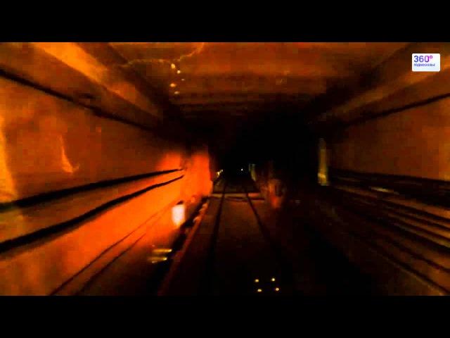 Метро взгляд изнутри Moscow Subway From the Inside