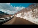 (184) дорога Бетта - Геленджик - Кабардинка | 16.02.2017