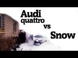 Audi Quattro vs. Snow Compilation (2016)