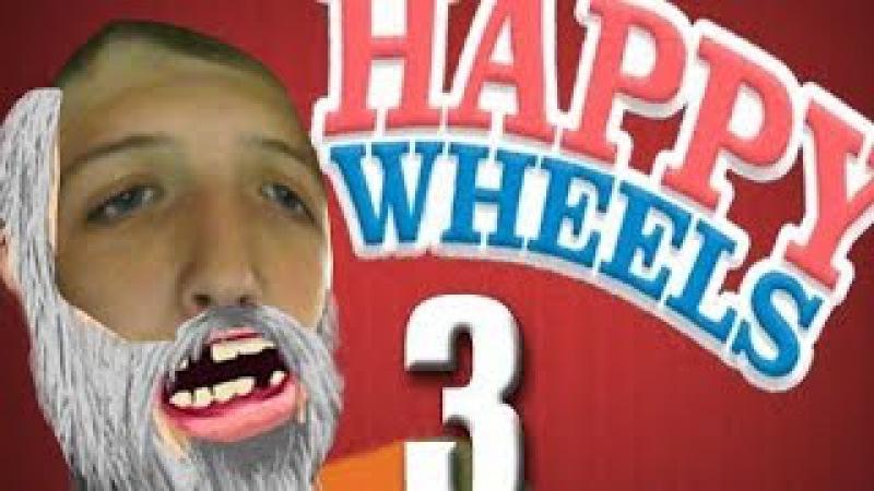 Happy whels я вернулся 3