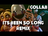 FNAF SFM COLLAB FNAF 2 SONG BY TLT - REMIX
