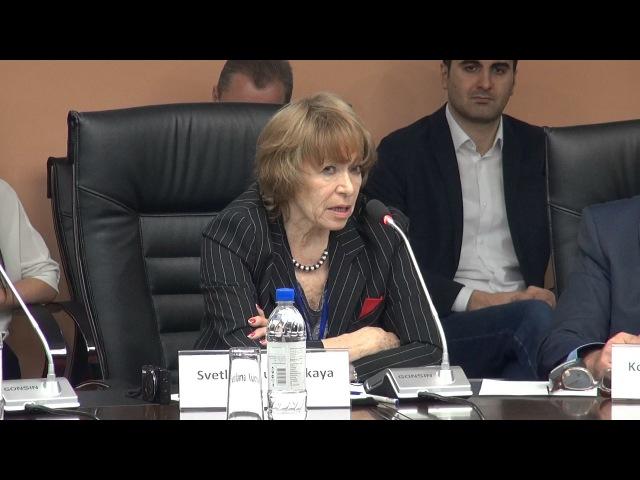 Светлана Кульчицкая: Степанакерт 25 лет назад напоминал блокадный Ленинград
