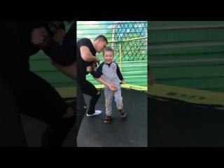 Иван Барзиков в гостях у Пынзарей 07 06 2017