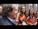 Крис де Бург - в Москве. Женщины - в красном
