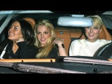 Britney Spears, Paris Hilton And Lindsay Lohan Party All Night! (2006)