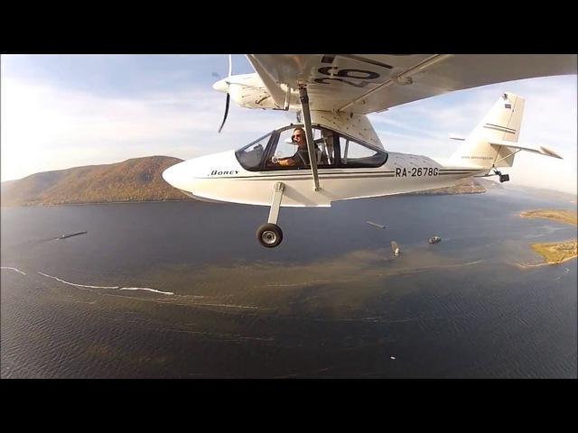 Самолет Борей. Аэроволга. Aircraft Borey