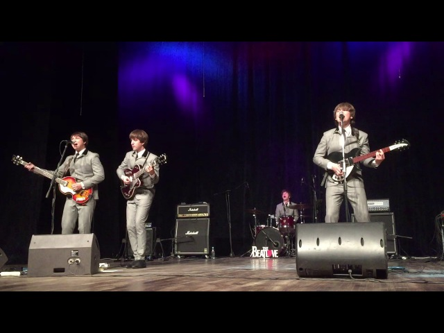 Фрагмент концерта The BEATLOVE в Астрахани от 27.05.2017 (She Loves You и Twist and Shout)