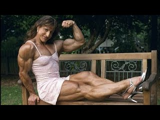 Female Bodybuilding!Collection Muscle women! мышцы девушек FBB! 筋肉少女