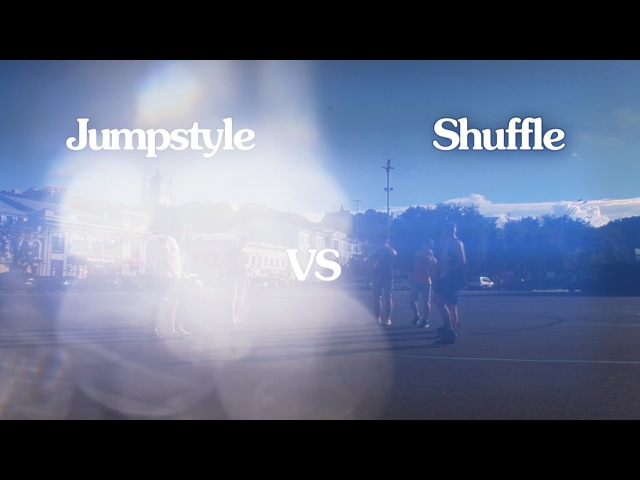 Jumpstyle vs Shuffle