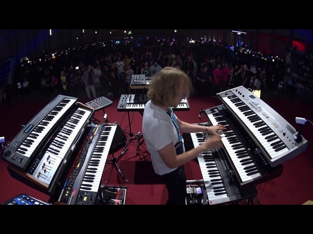 Kebu - Perplexagon Part 3 (Live @ Assembly 2016)