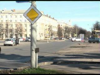 Проспект Ленина в Ярославле - снова главная дорога