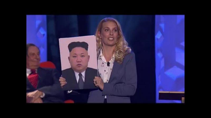 Sara Pascoe (affirmative) - 2016 Melbourne International Comedy Festival Great Debate